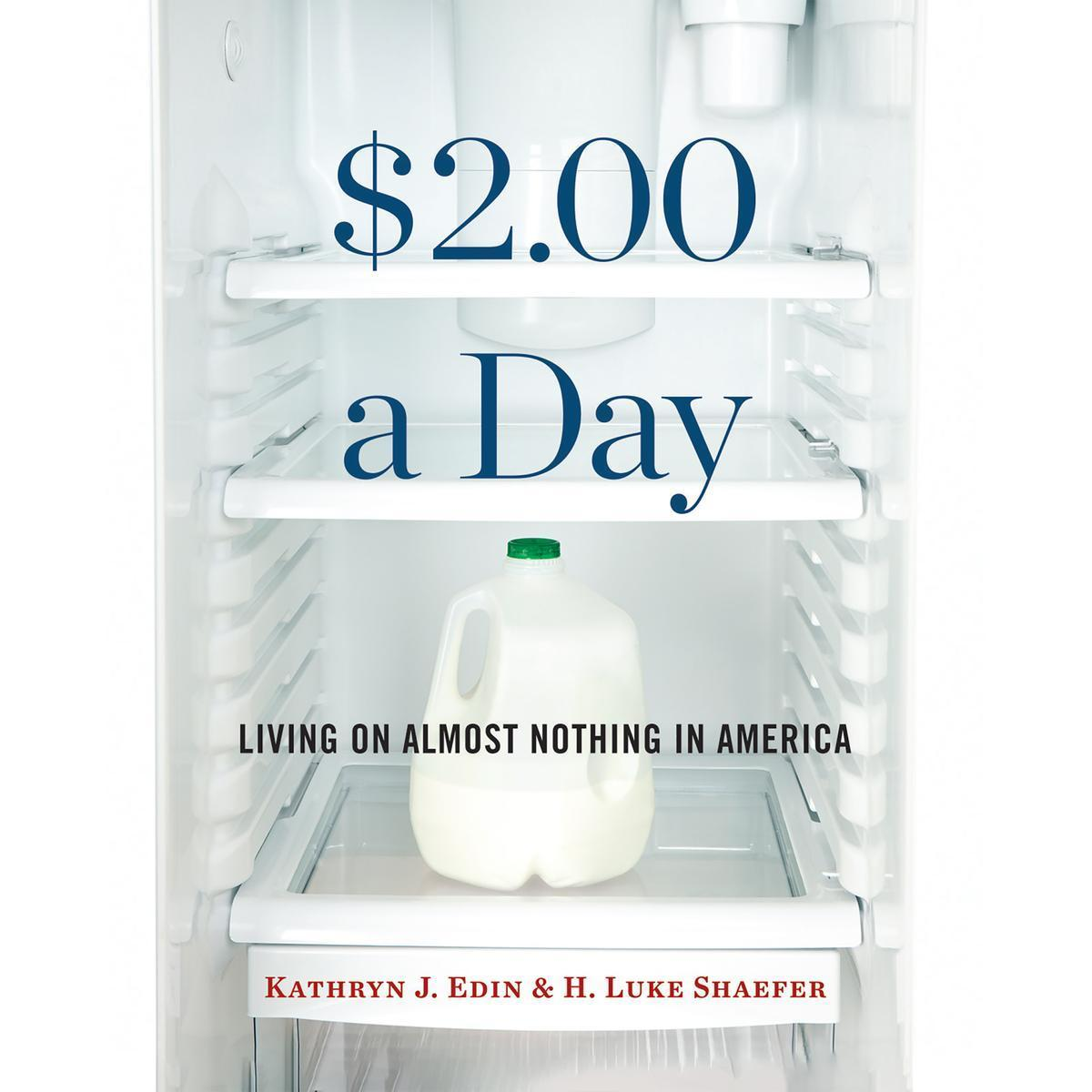 Printable $2.00 a Day: Living on Almost Nothing in America Audiobook Cover Art