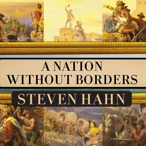 Printable A Nation without Borders: The United States and Its World in an Age of Civil Wars, 1830-1910 Audiobook Cover Art