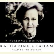 Personal History Audiobook, by Katharine Graham
