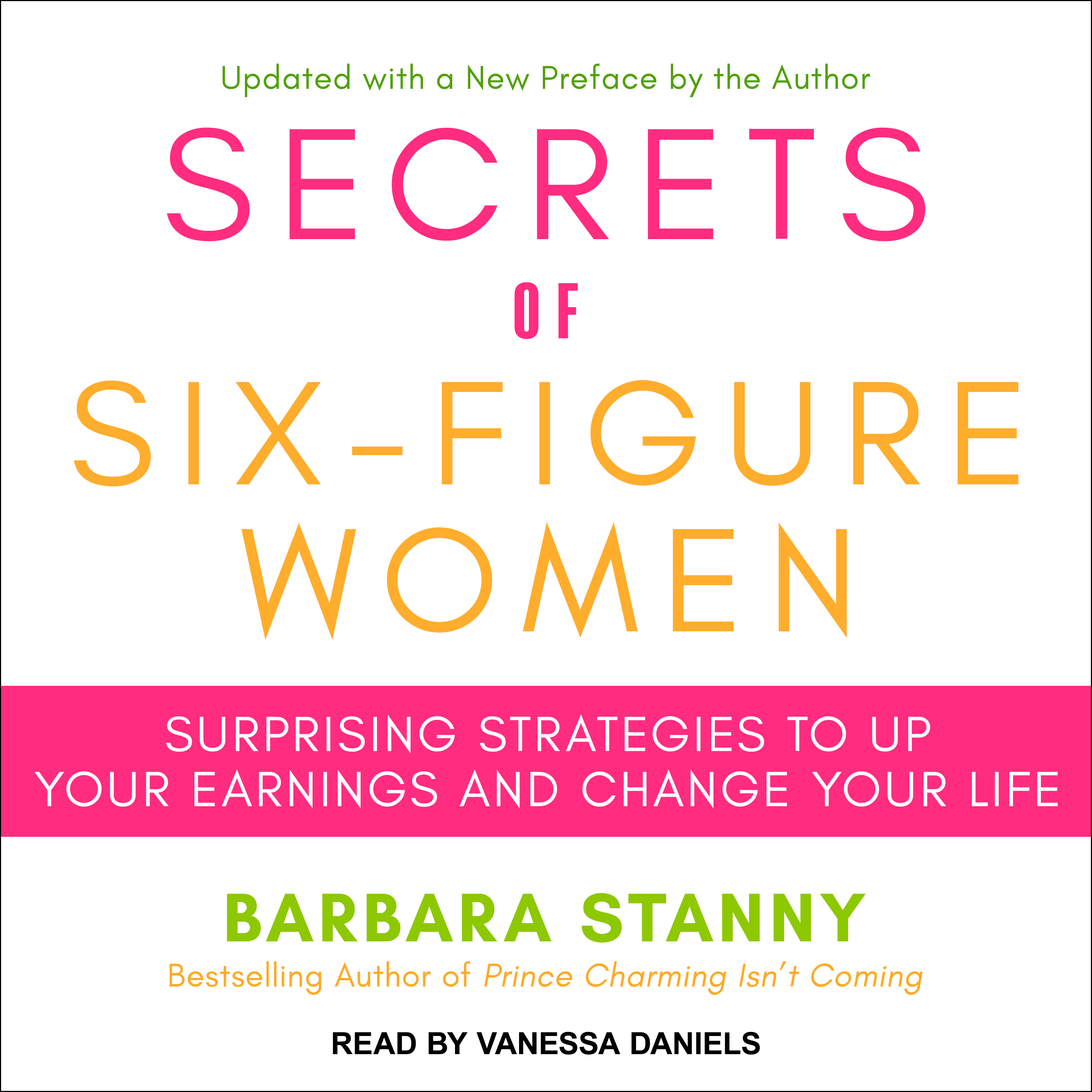 Printable Secrets of Six-Figure Women: Surprising Strategies to Up Your Earnings and Change Your Life Audiobook Cover Art