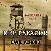 Mount Weather Audiobook, by David Achord