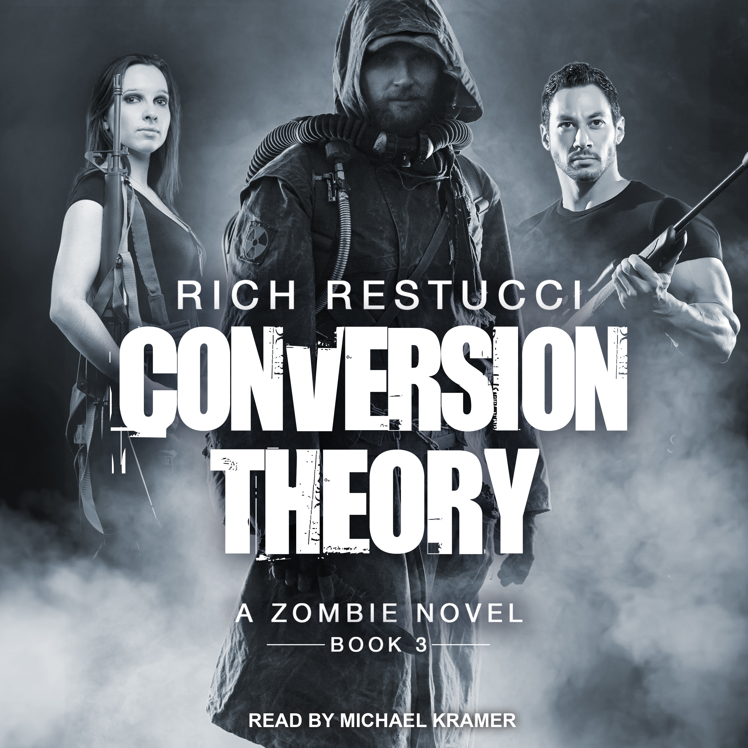 Printable Conversion Theory Audiobook Cover Art