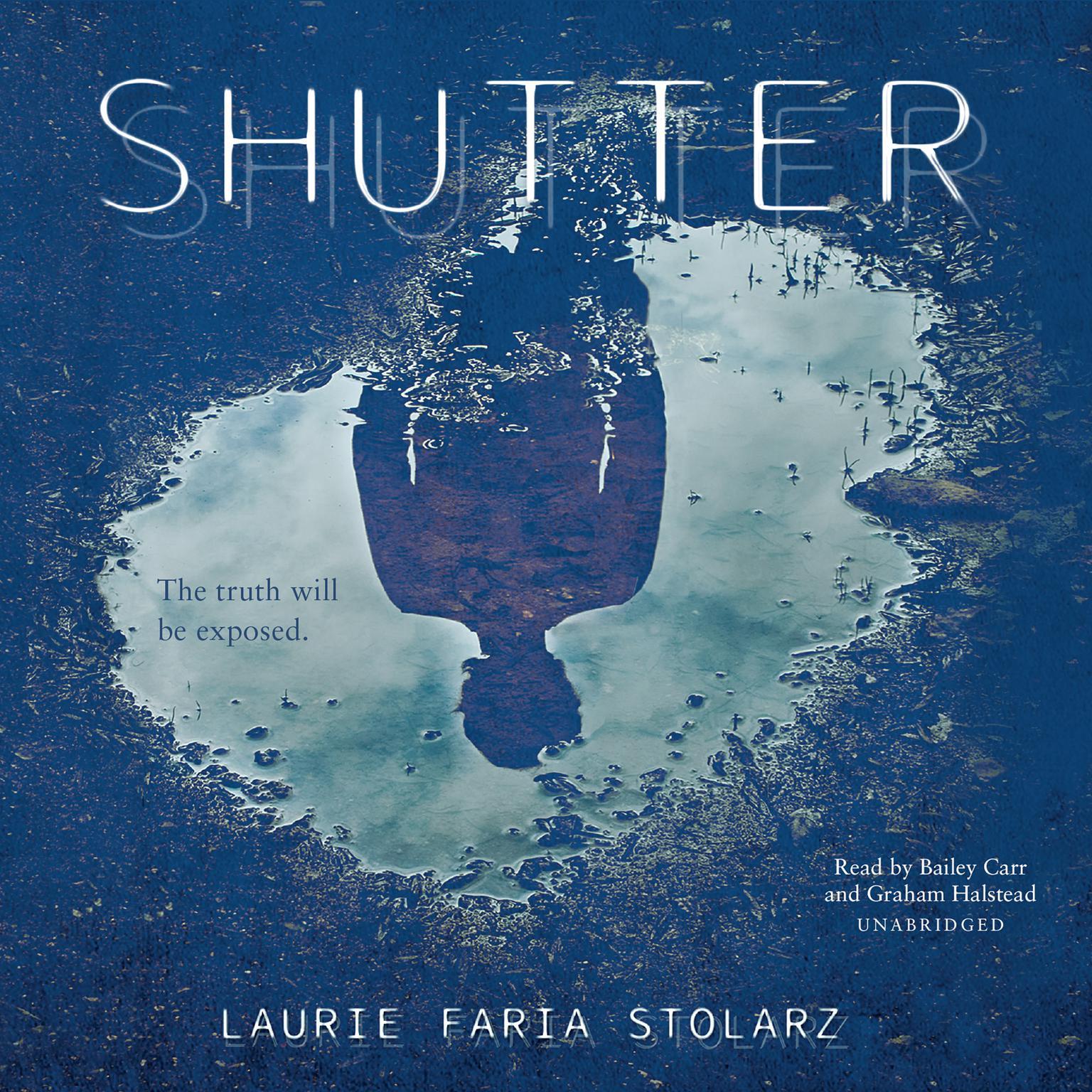 Printable Shutter Audiobook Cover Art
