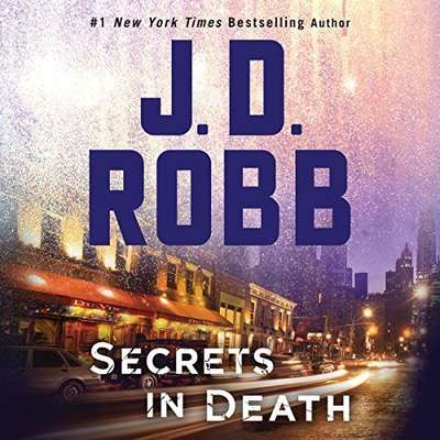 Secrets in Death Audiobook, by J. D. Robb