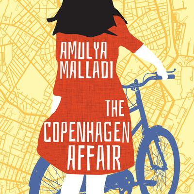 The Copenhagen Affair Audiobook, by Amulya Malladi