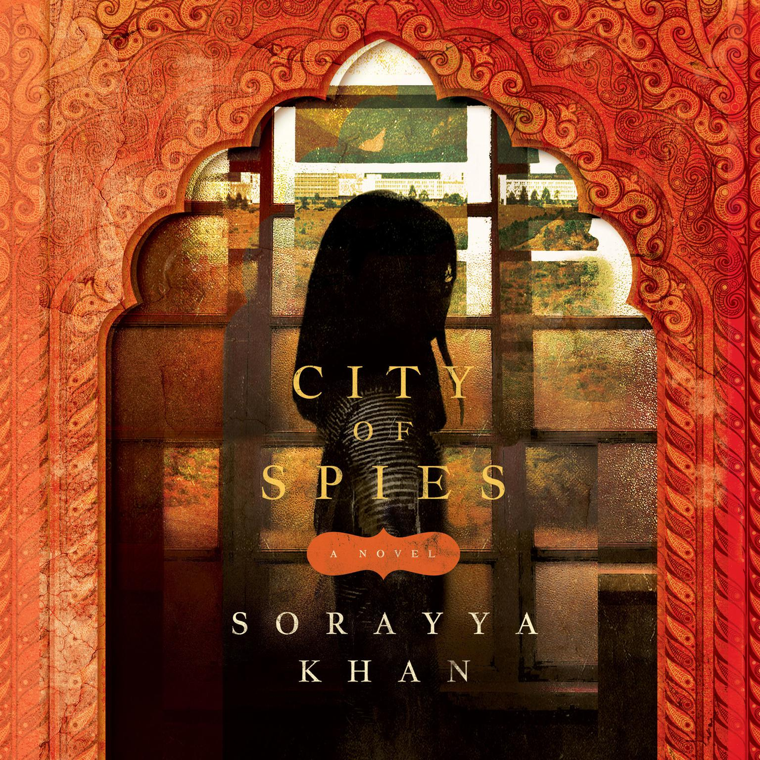 Printable City of Spies Audiobook Cover Art