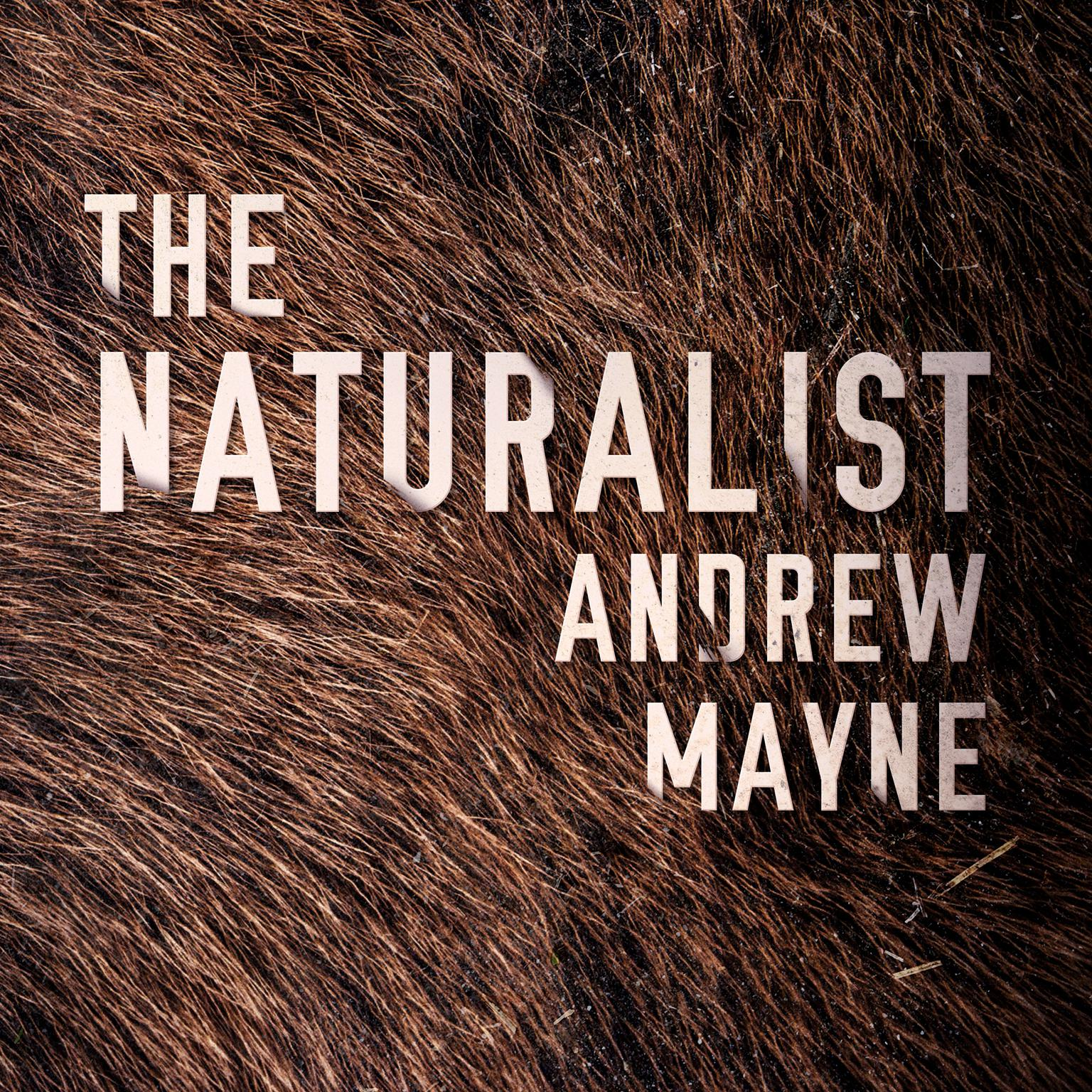 Printable The Naturalist Audiobook Cover Art