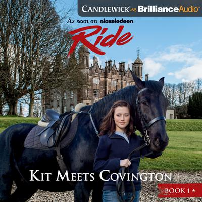 Ride: Kit Meets Covington: Wonderling Audiobook, by Bobbi JG Weiss