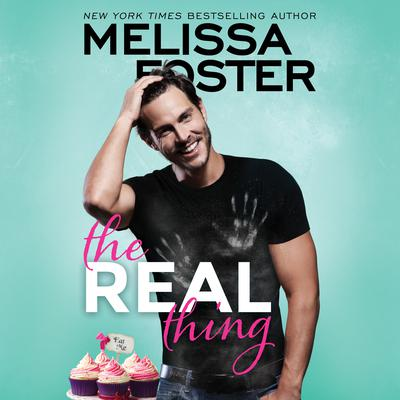 The Real Thing Audiobook, by Melissa Foster