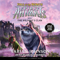 The Wildcat's Claw: Spirit Animals Audiobook, by Varian Johnson