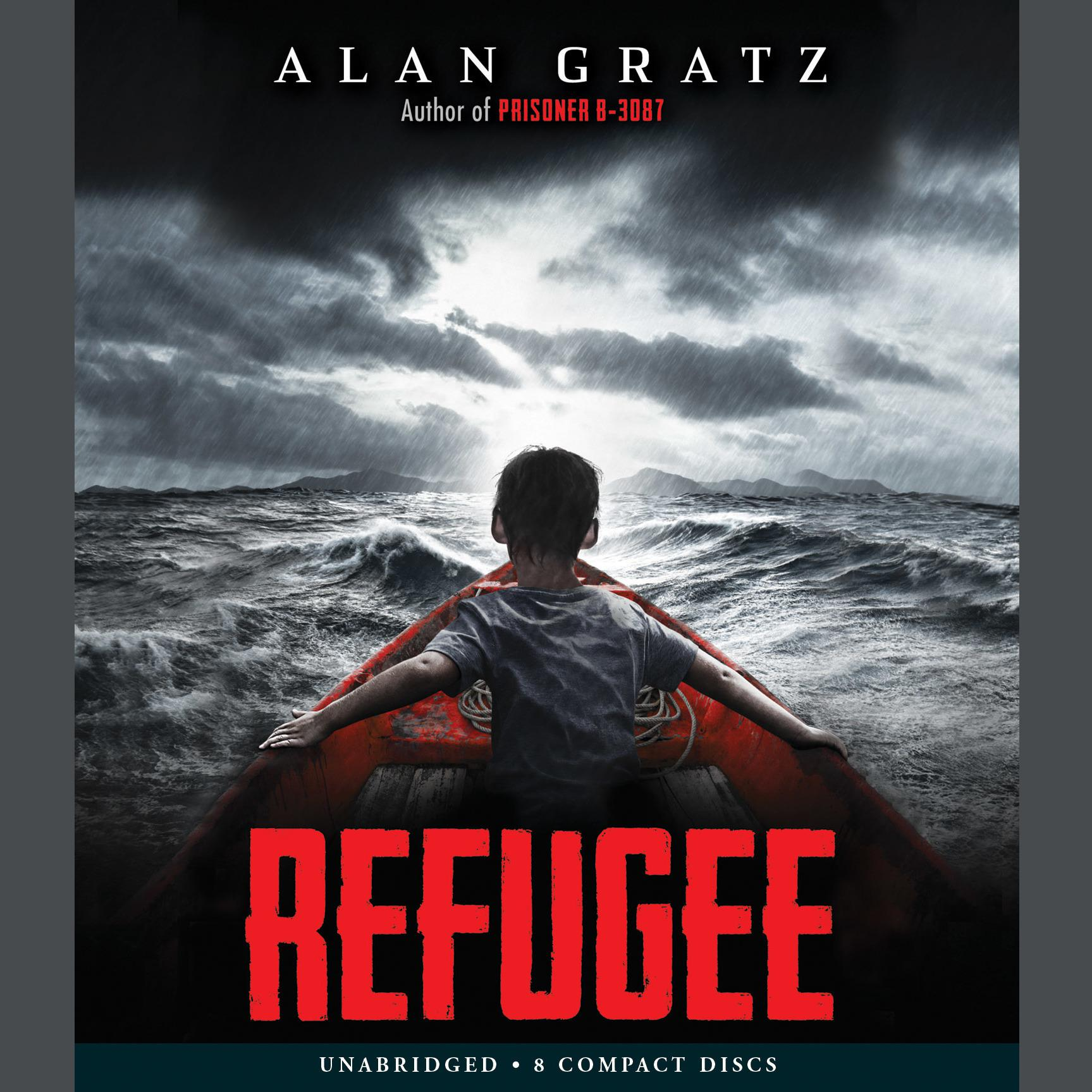 Printable Refugee Audiobook Cover Art