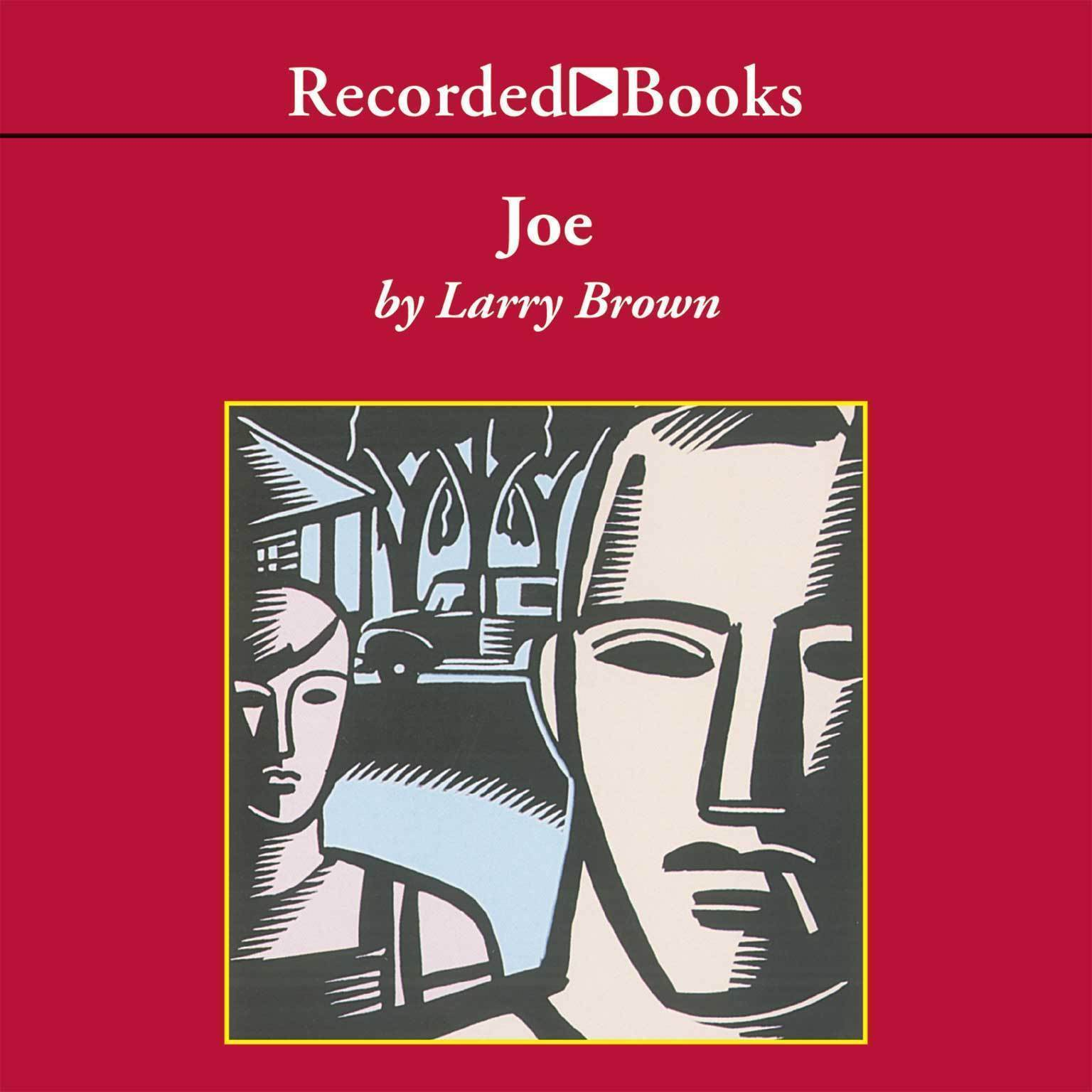 Printable Joe Audiobook Cover Art