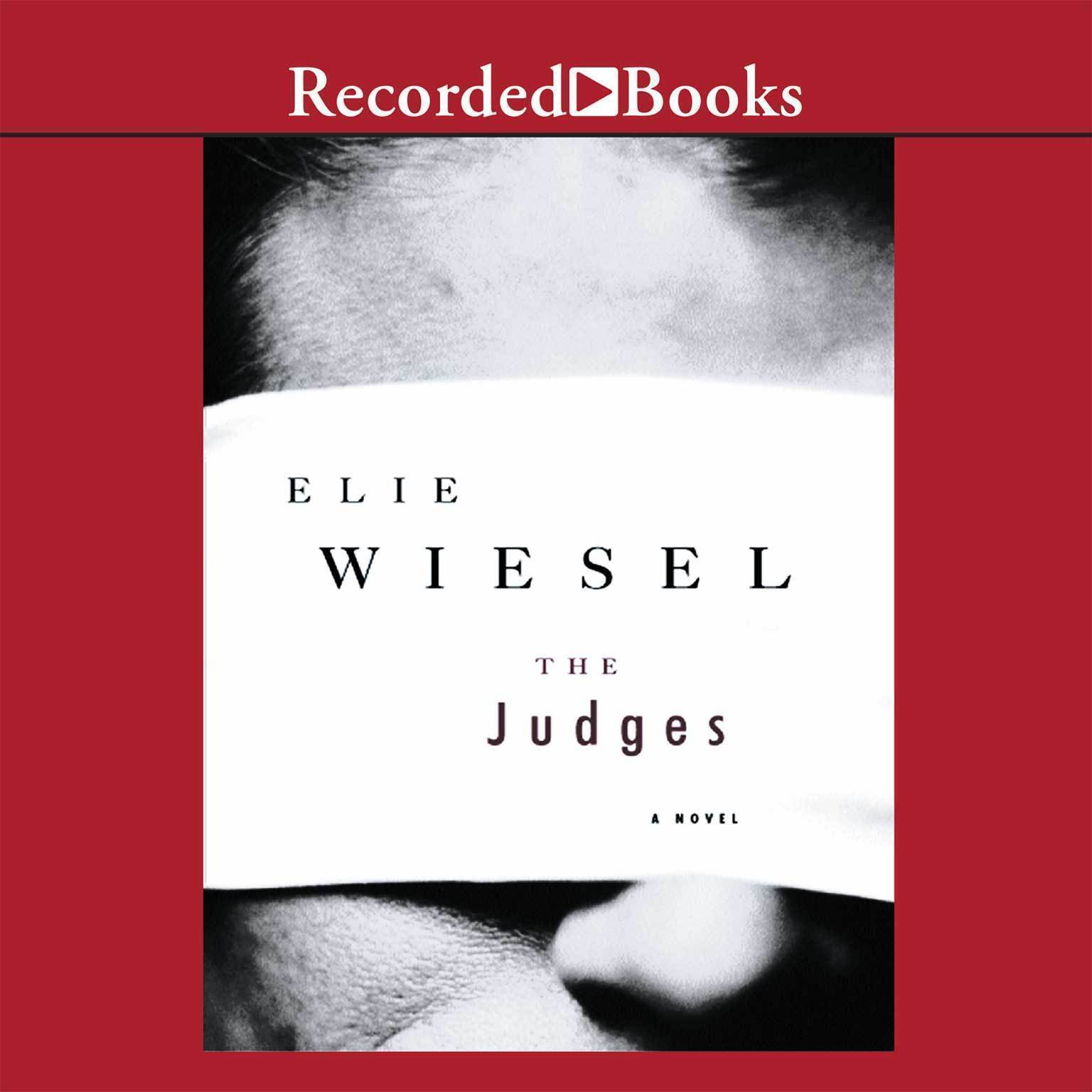 Printable The Judges: A Novel Audiobook Cover Art