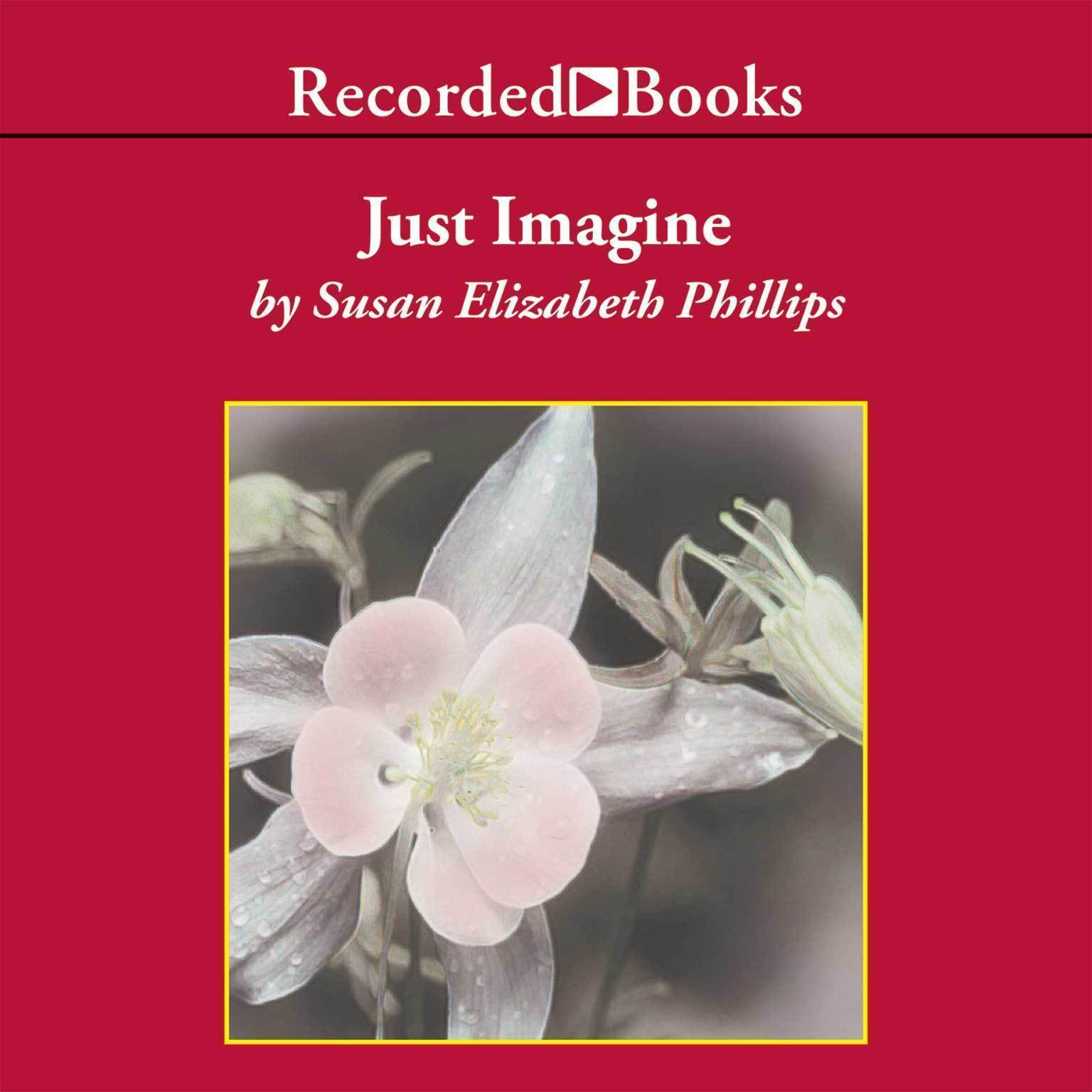 Printable Just Imagine Audiobook Cover Art
