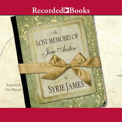 The Lost Memoirs of Jane Austen Audiobook, by Syrie James