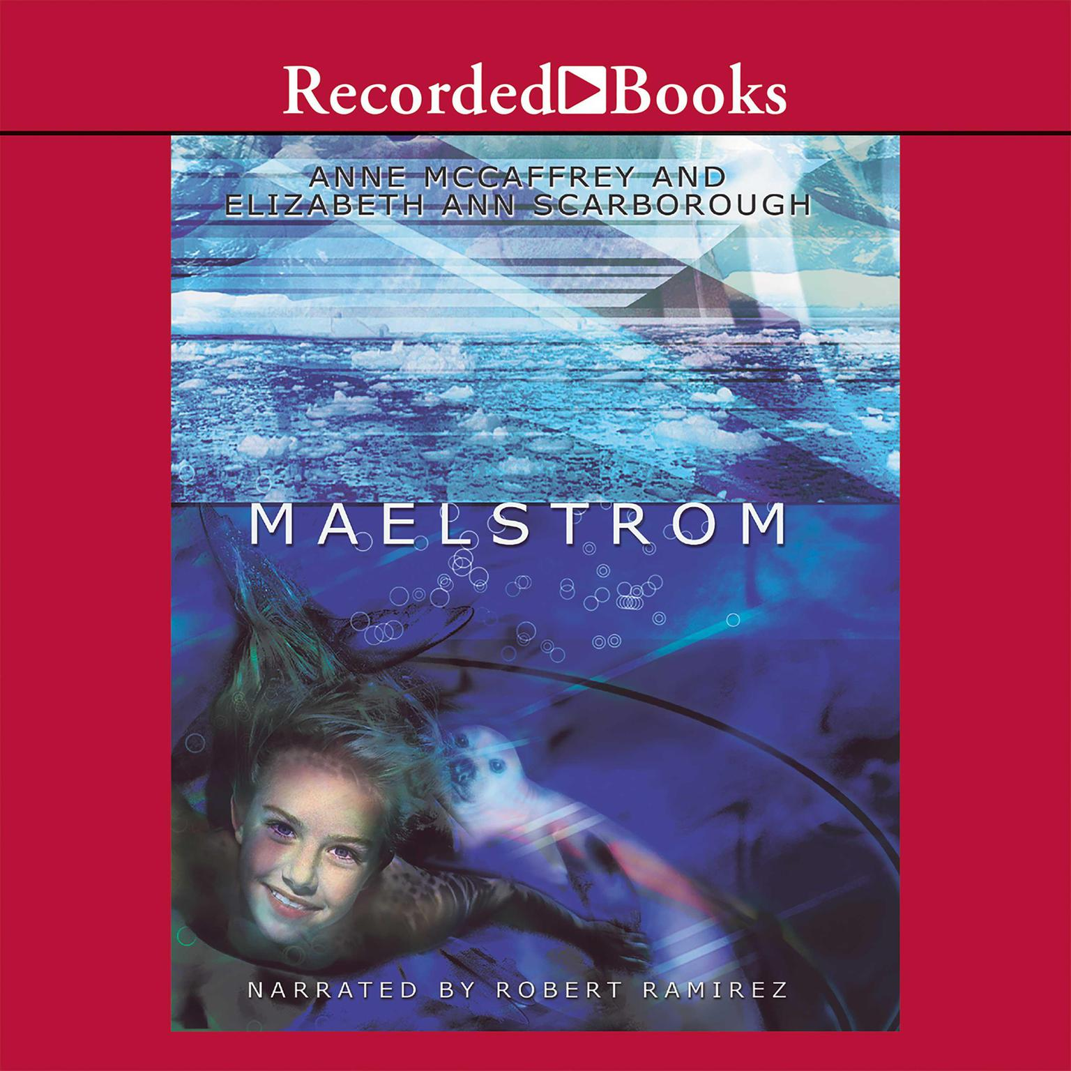 Printable Maelstrom Audiobook Cover Art