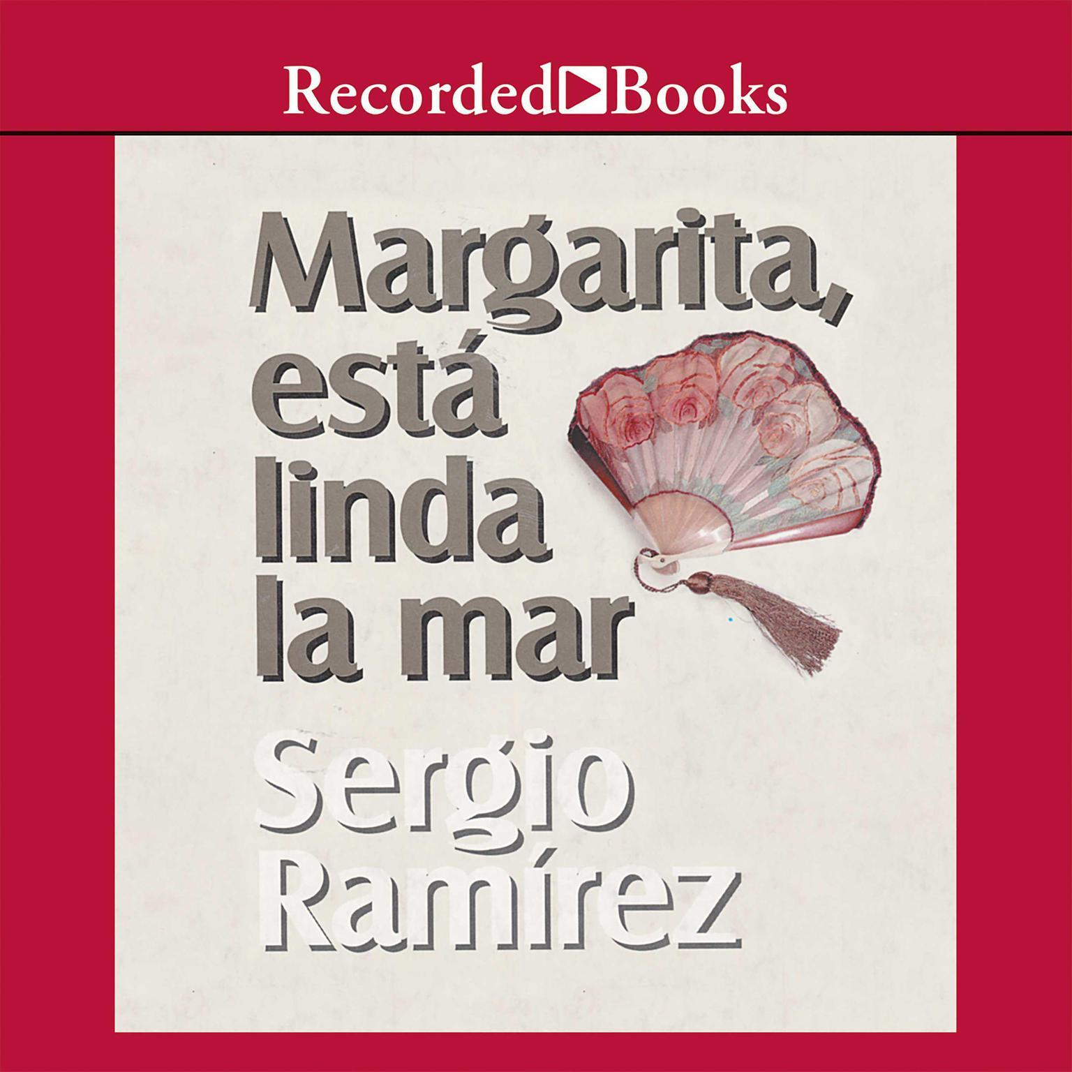 Printable Margarita, Está Linda la Mar Audiobook Cover Art