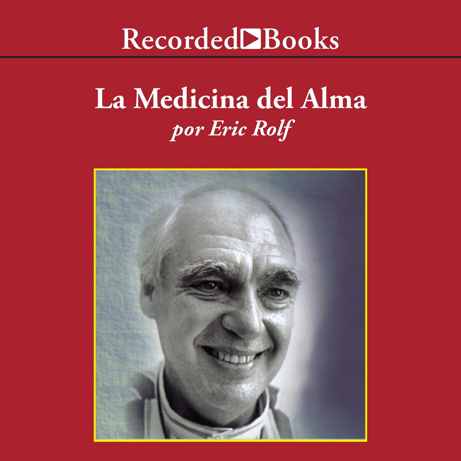 Printable Medicina del Alma, La Audiobook Cover Art