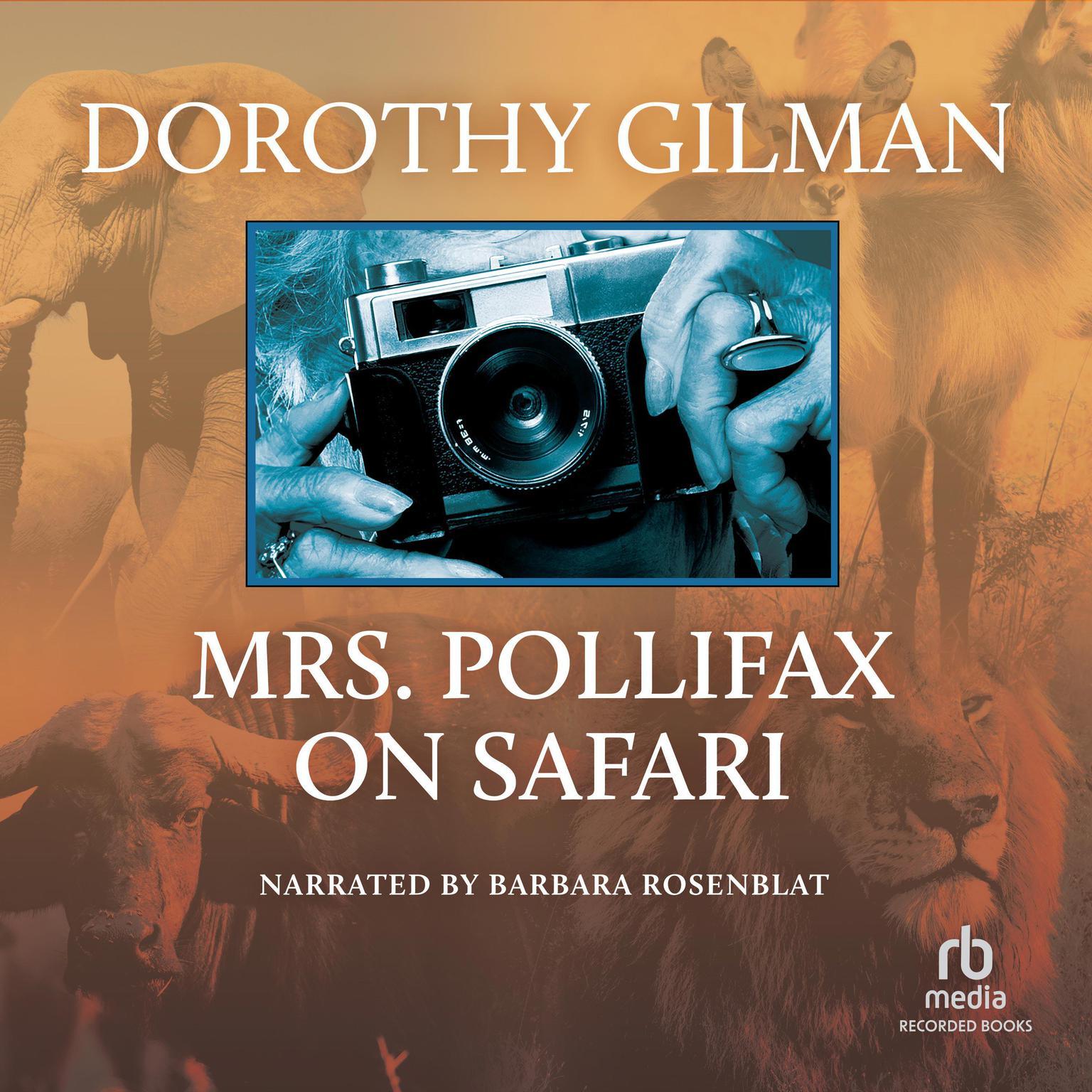 Mrs. Pollifax on Safari Audiobook, by Dorothy Gilman