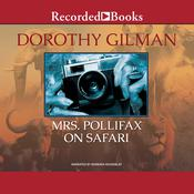 Mrs. Pollifax on Safari, by Dorothy Gilman