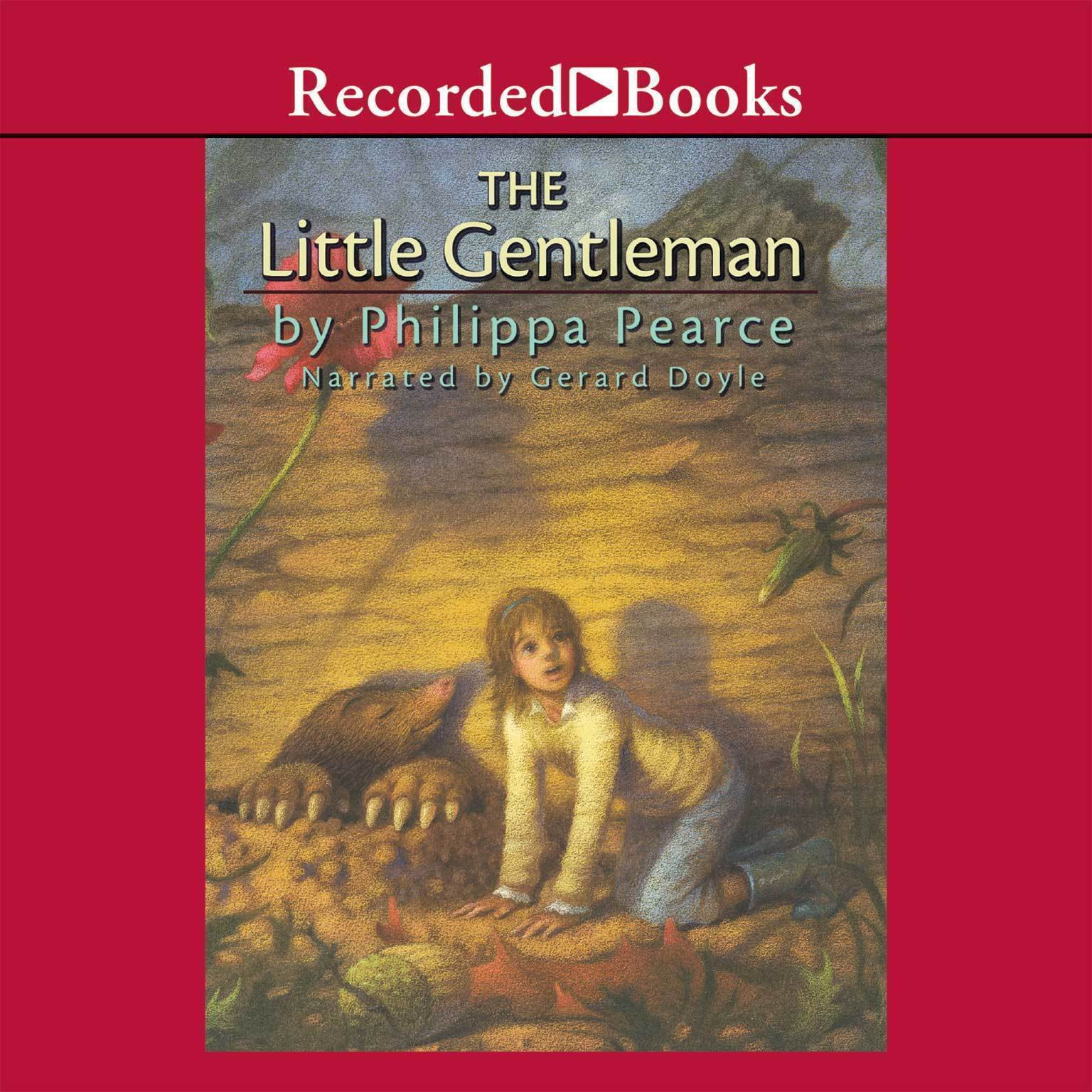 Printable The Little Gentleman Audiobook Cover Art
