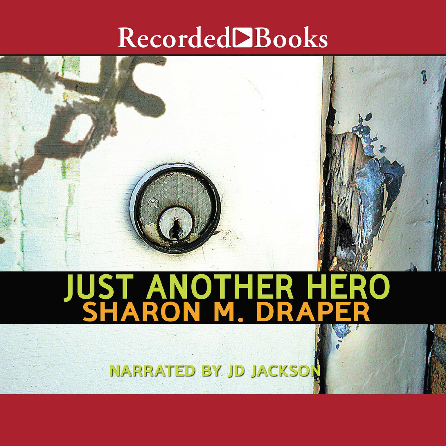 Printable Just Another Hero Audiobook Cover Art