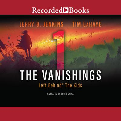 The Vanishings Audiobook, by Jerry B. Jenkins
