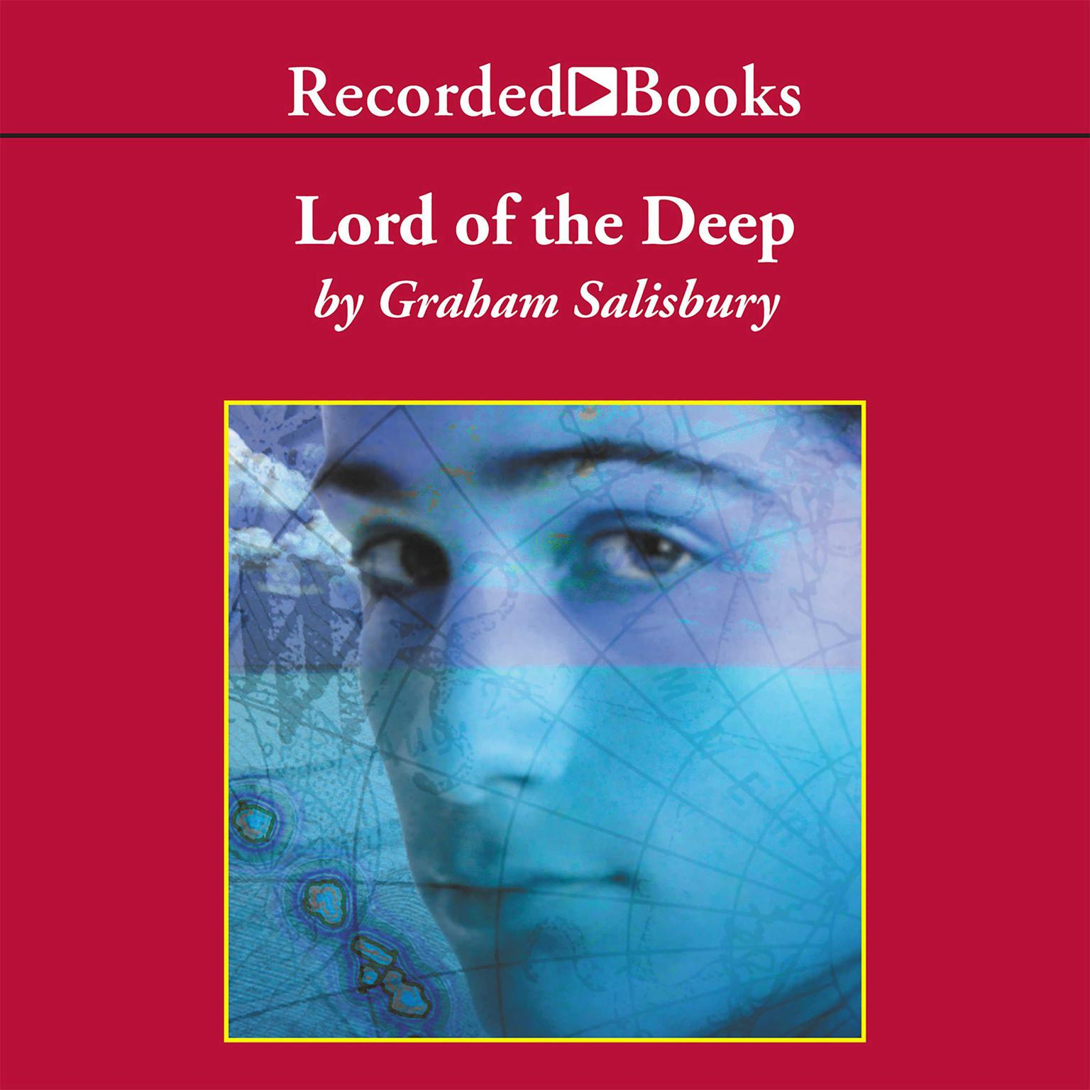 Printable Lord of the Deep Audiobook Cover Art