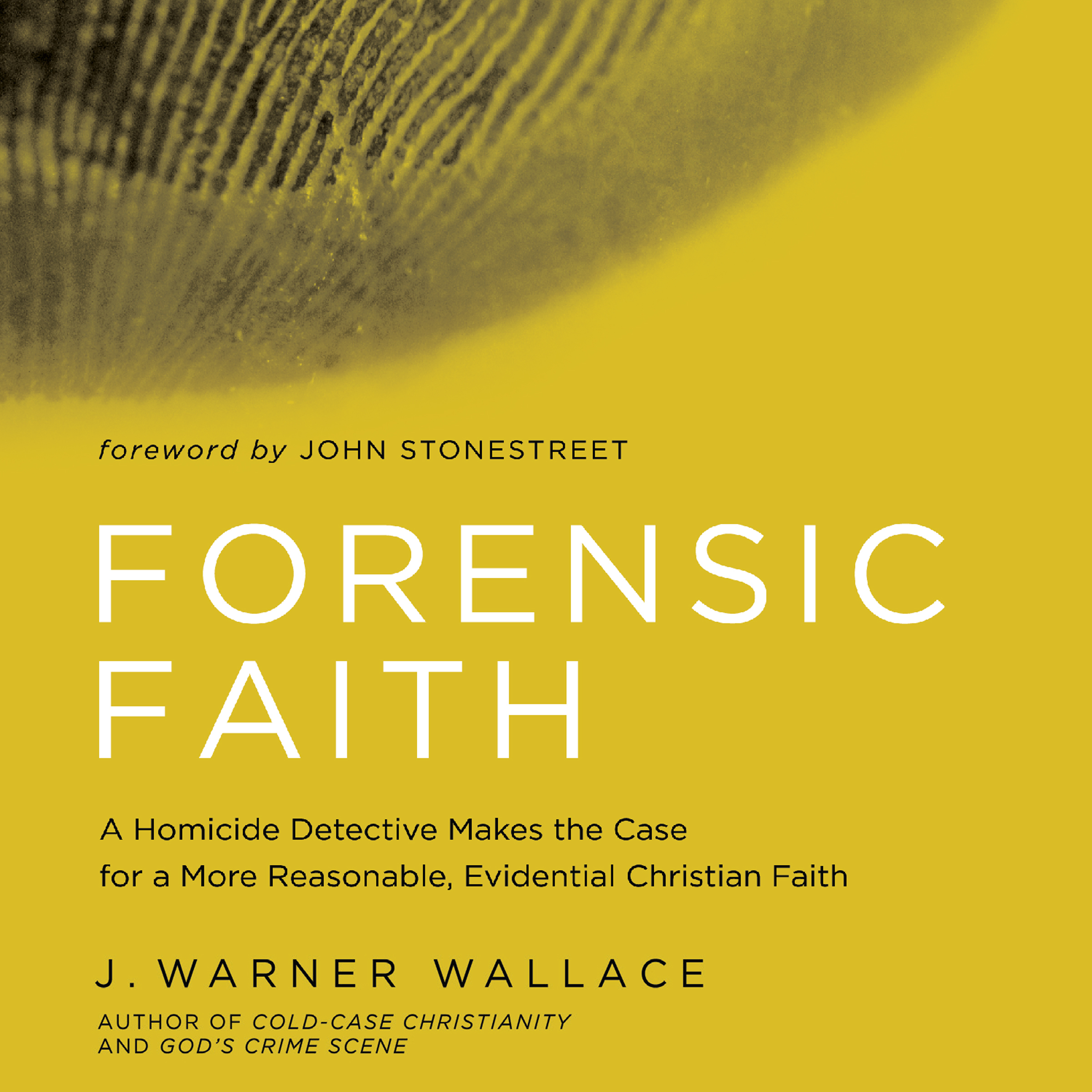 Printable Forensic Faith: A Homicide Detective Makes the Case for a More Reasonable, Evidential Christian Faith Audiobook Cover Art