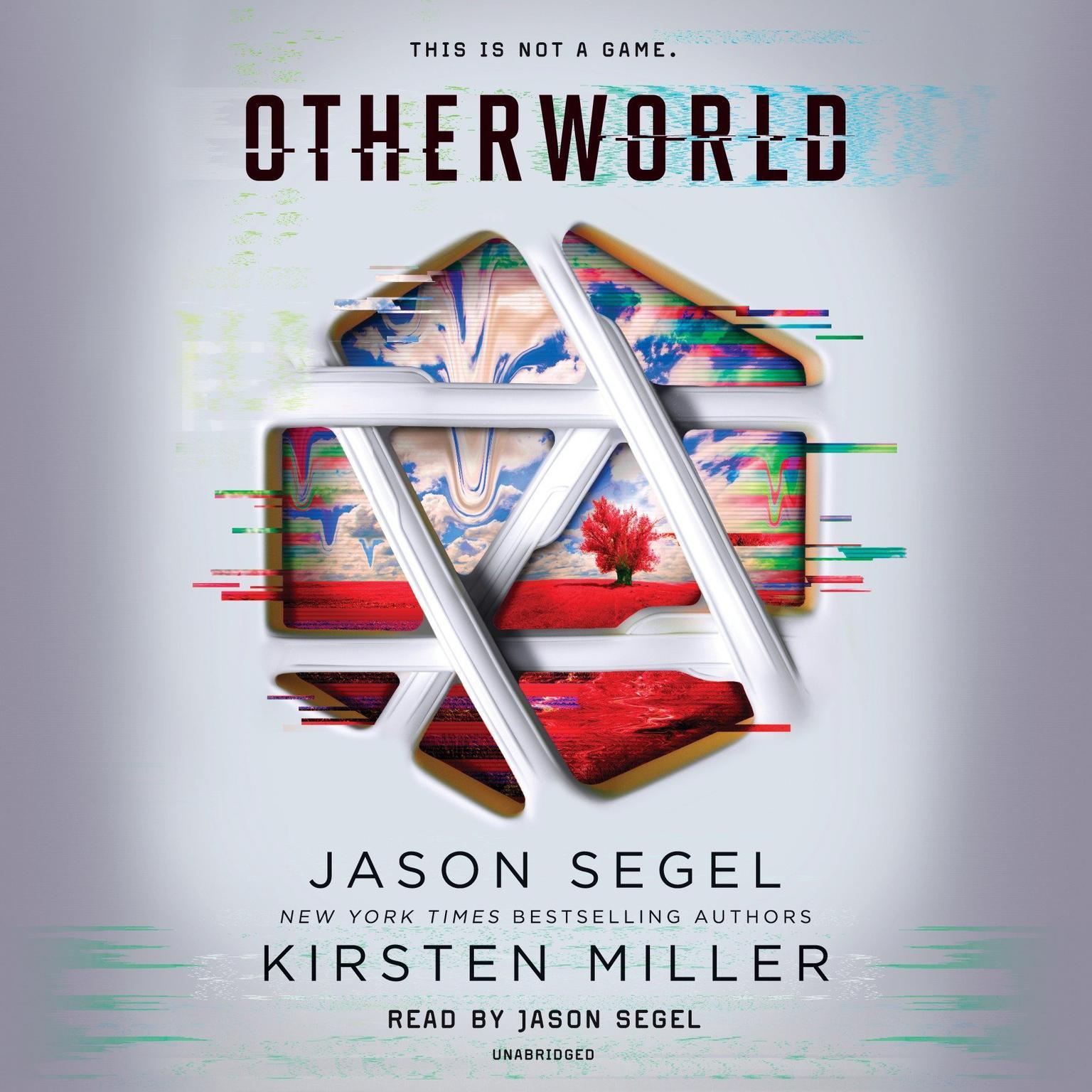Printable Otherworld Audiobook Cover Art
