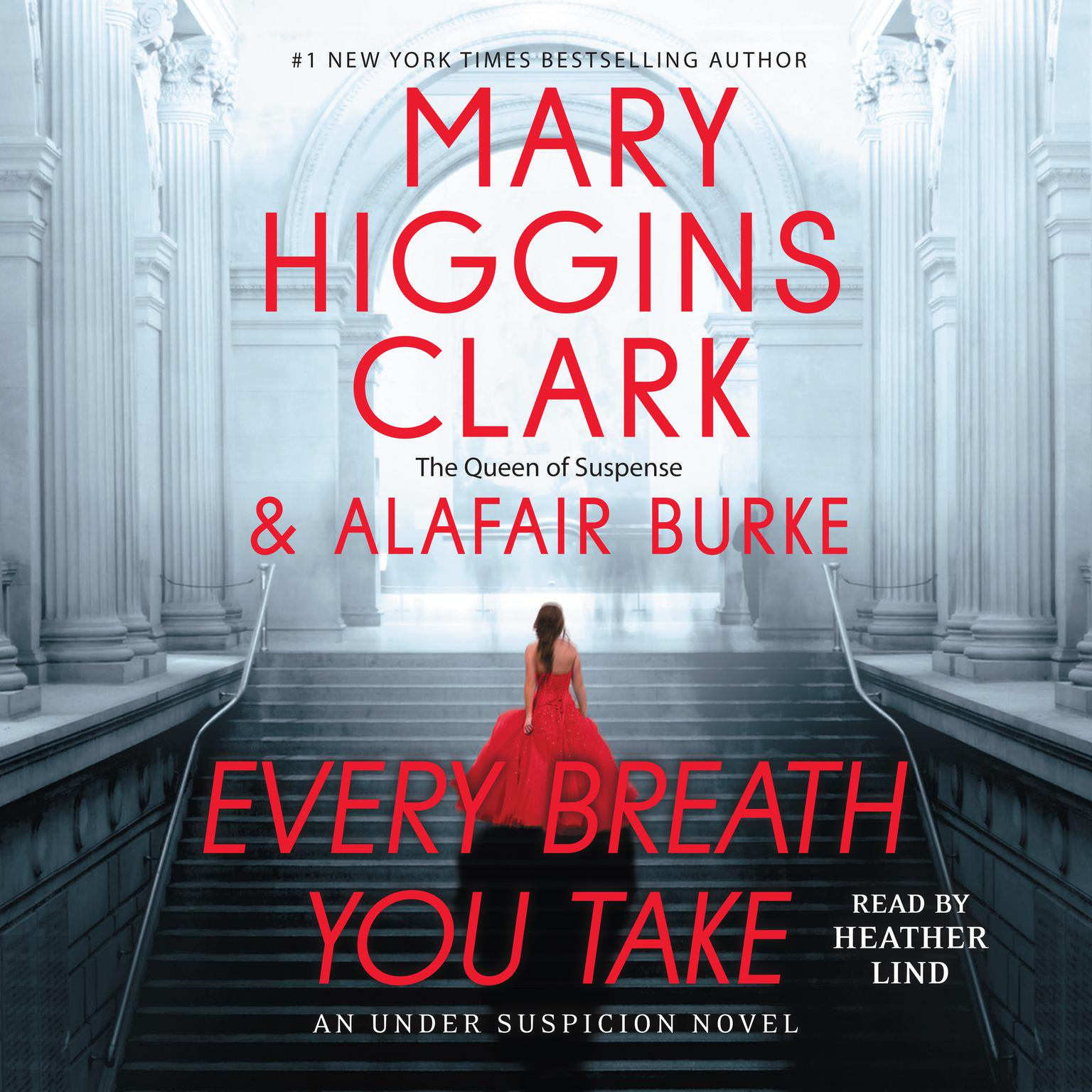 Printable Every Breath You Take Audiobook Cover Art