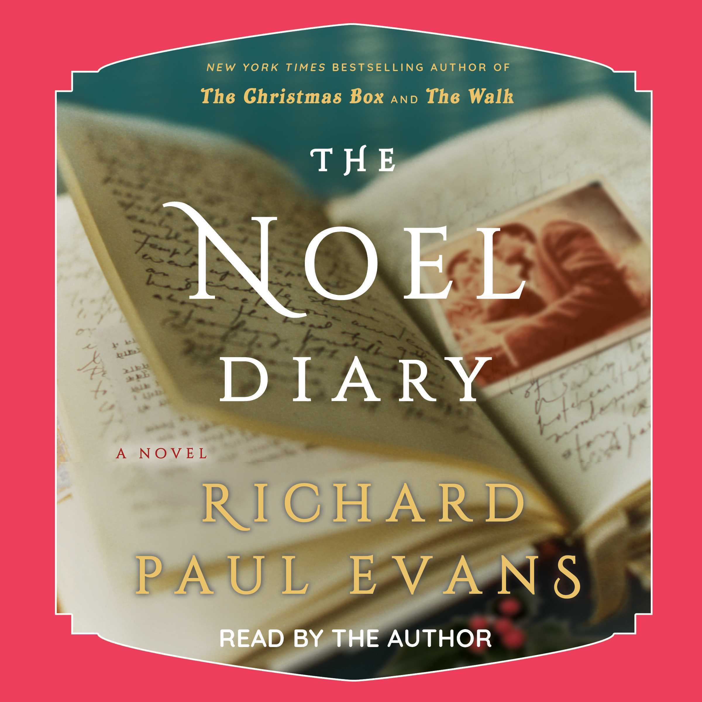 Printable The Noel Diary Audiobook Cover Art