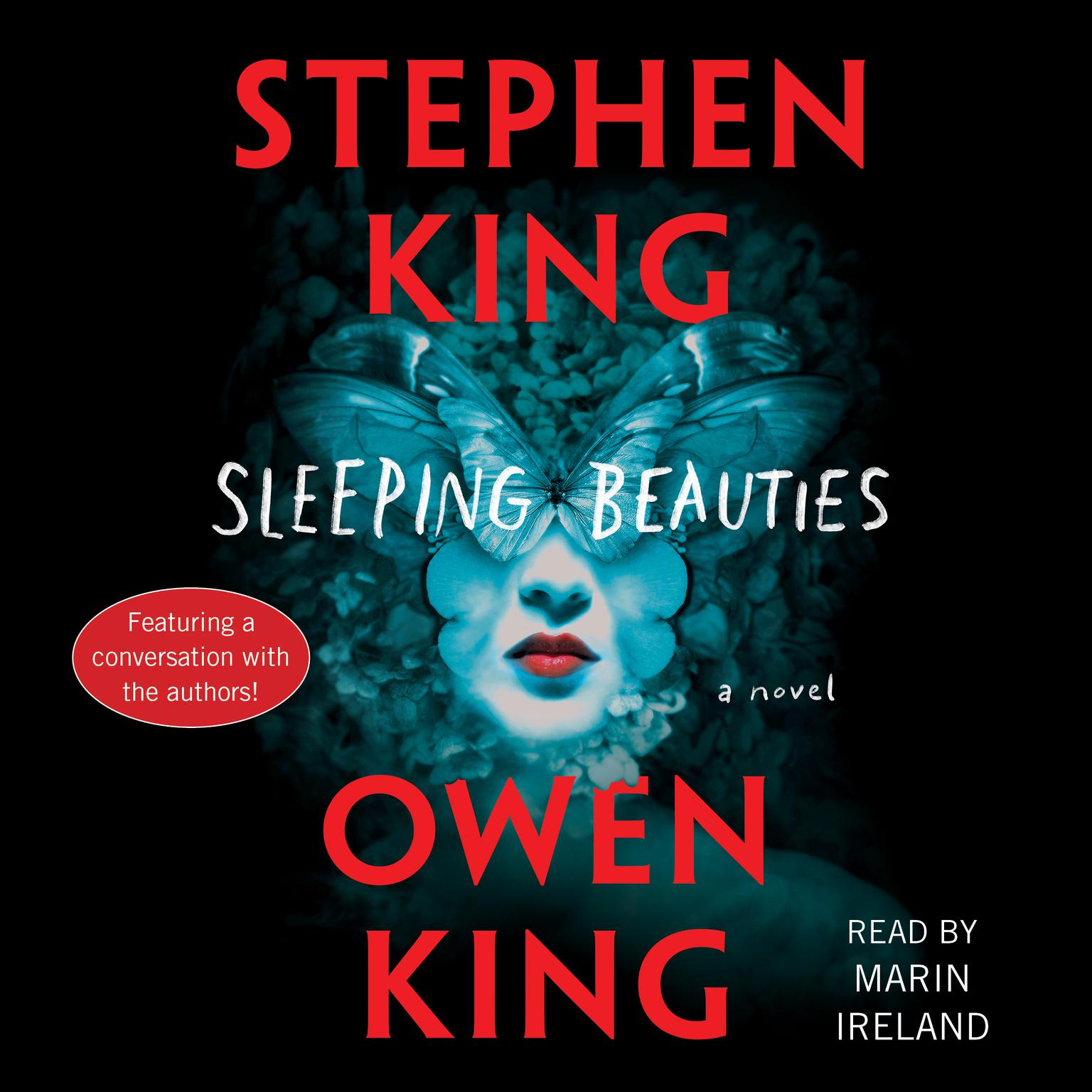 Printable Sleeping Beauties: A Novel Audiobook Cover Art