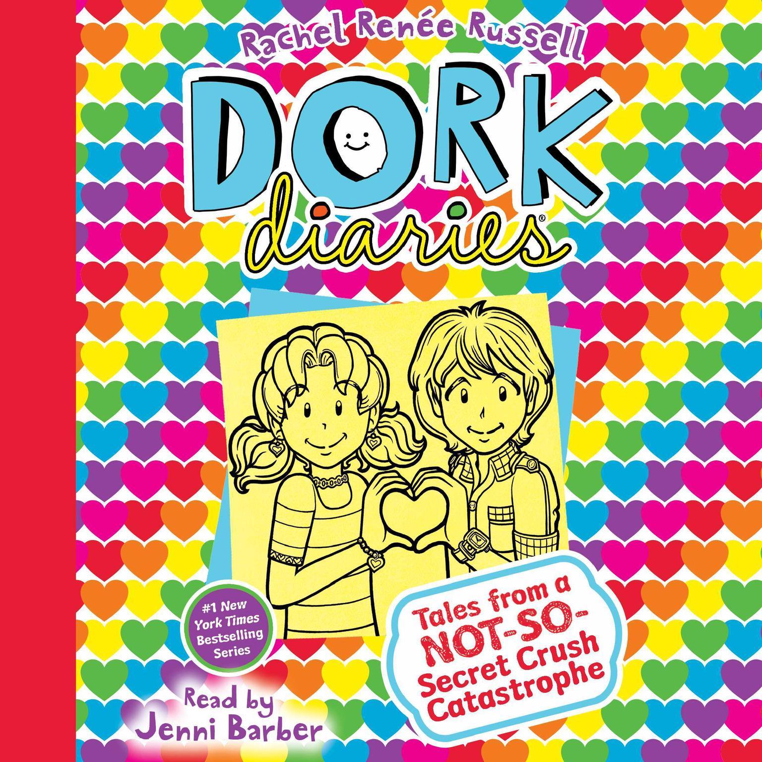 Printable Dork Diaries 12 Audiobook Cover Art