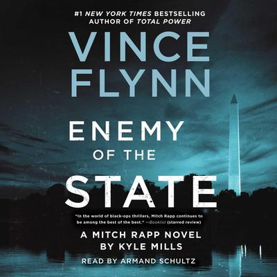 Enemy of the State (Abridged) Audiobook, by Kyle Mills