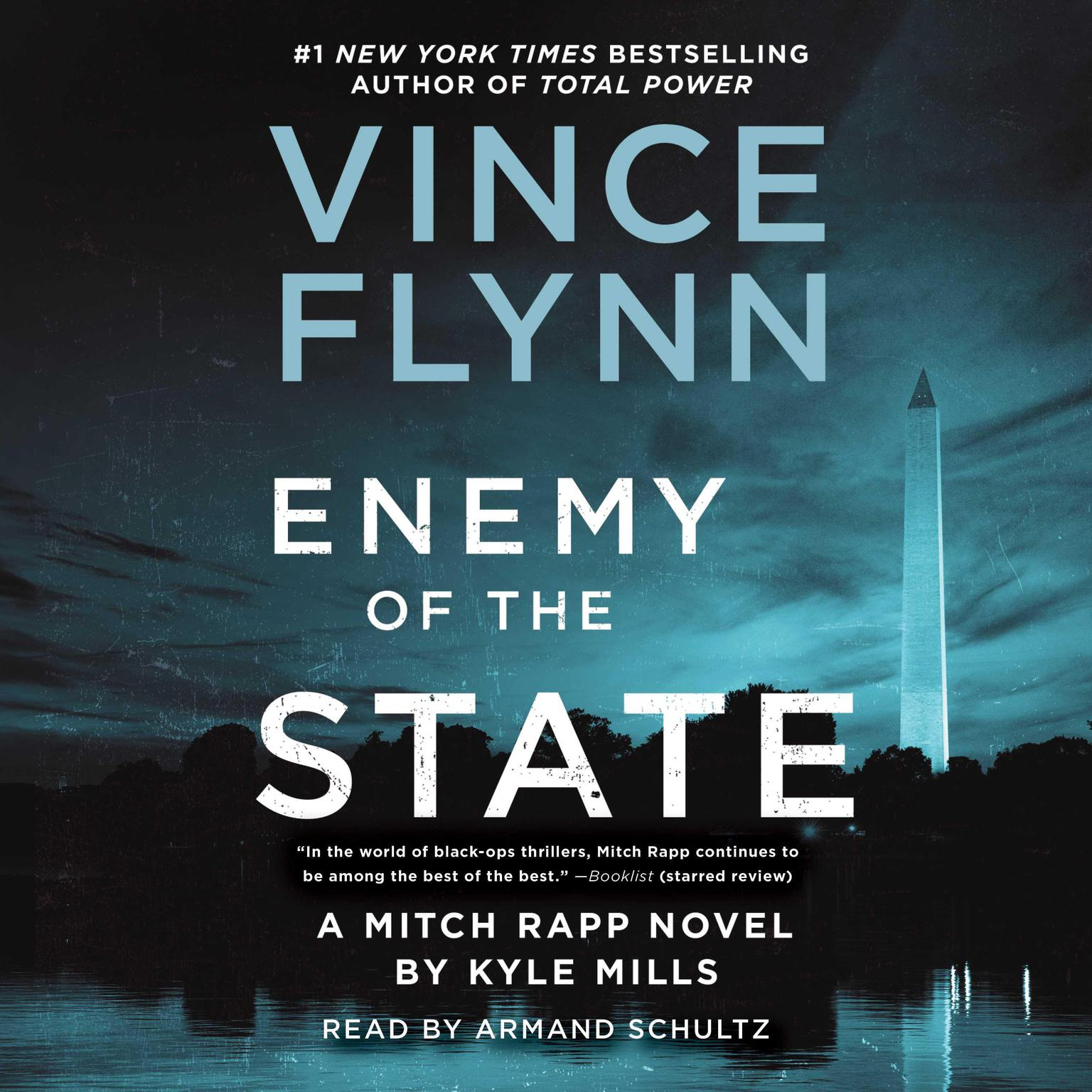 Printable Enemy of the State Audiobook Cover Art
