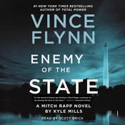 Enemy of the State Audiobook, by Kyle Mills, Vince Flynn