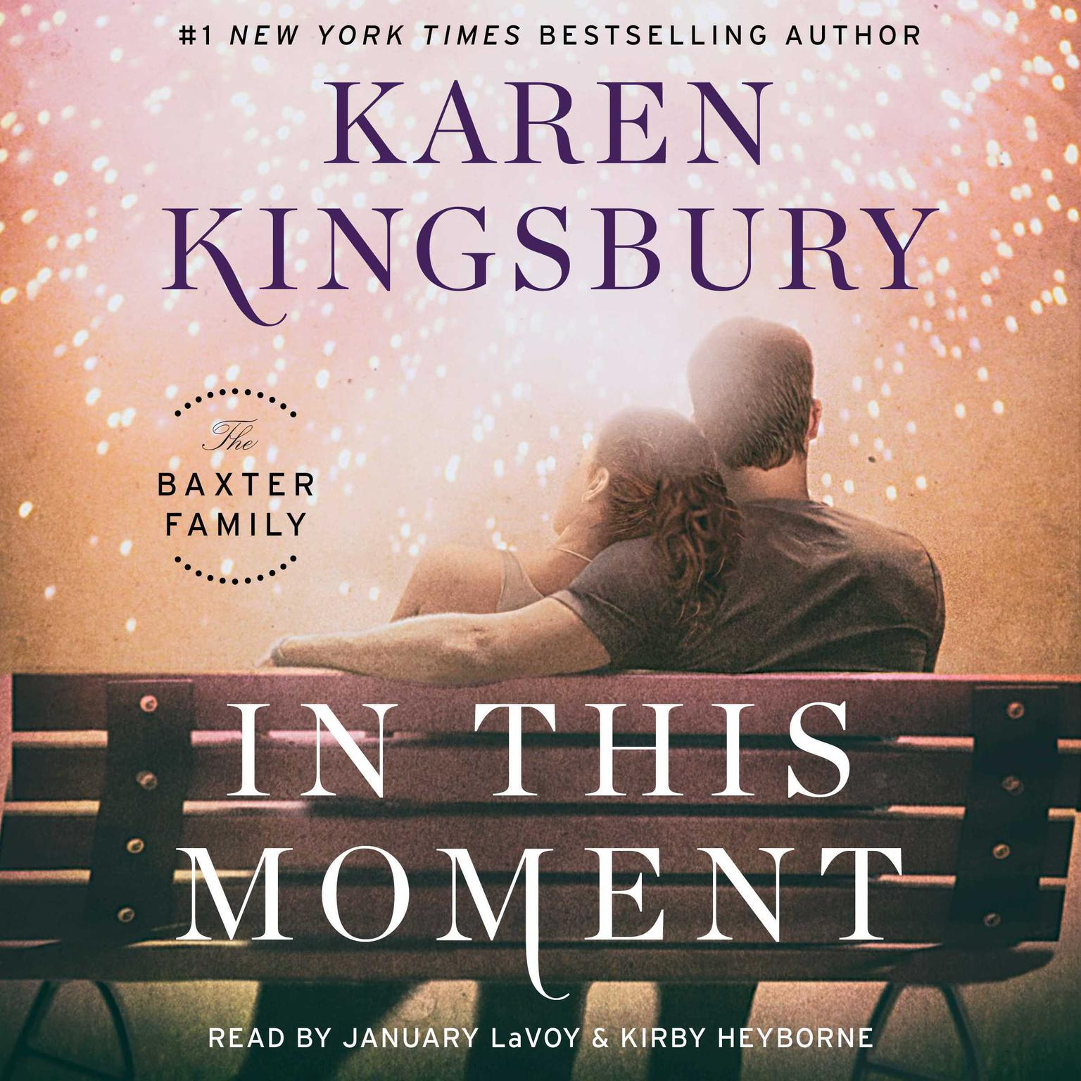 Printable In This Moment: A Novel Audiobook Cover Art