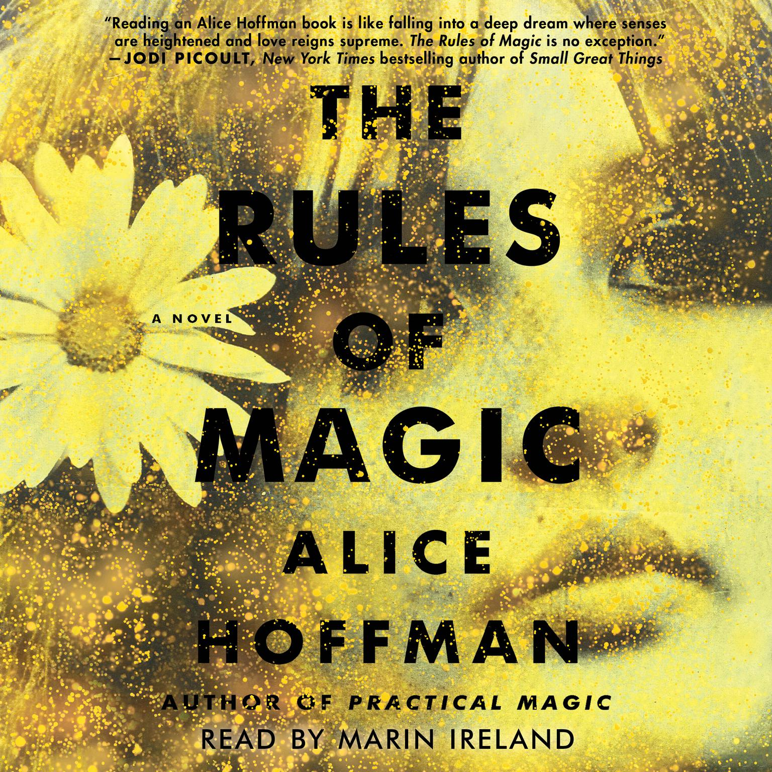 Printable The Rules of Magic: A Novel Audiobook Cover Art