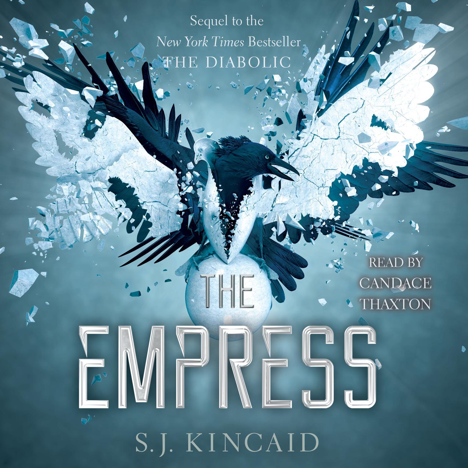Empress Audiobook, by S. J. Kincaid