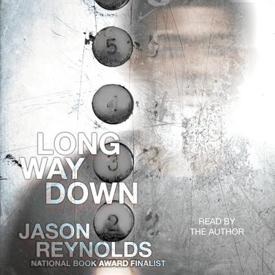 Long Way Down Audiobook, by Jason Reynolds