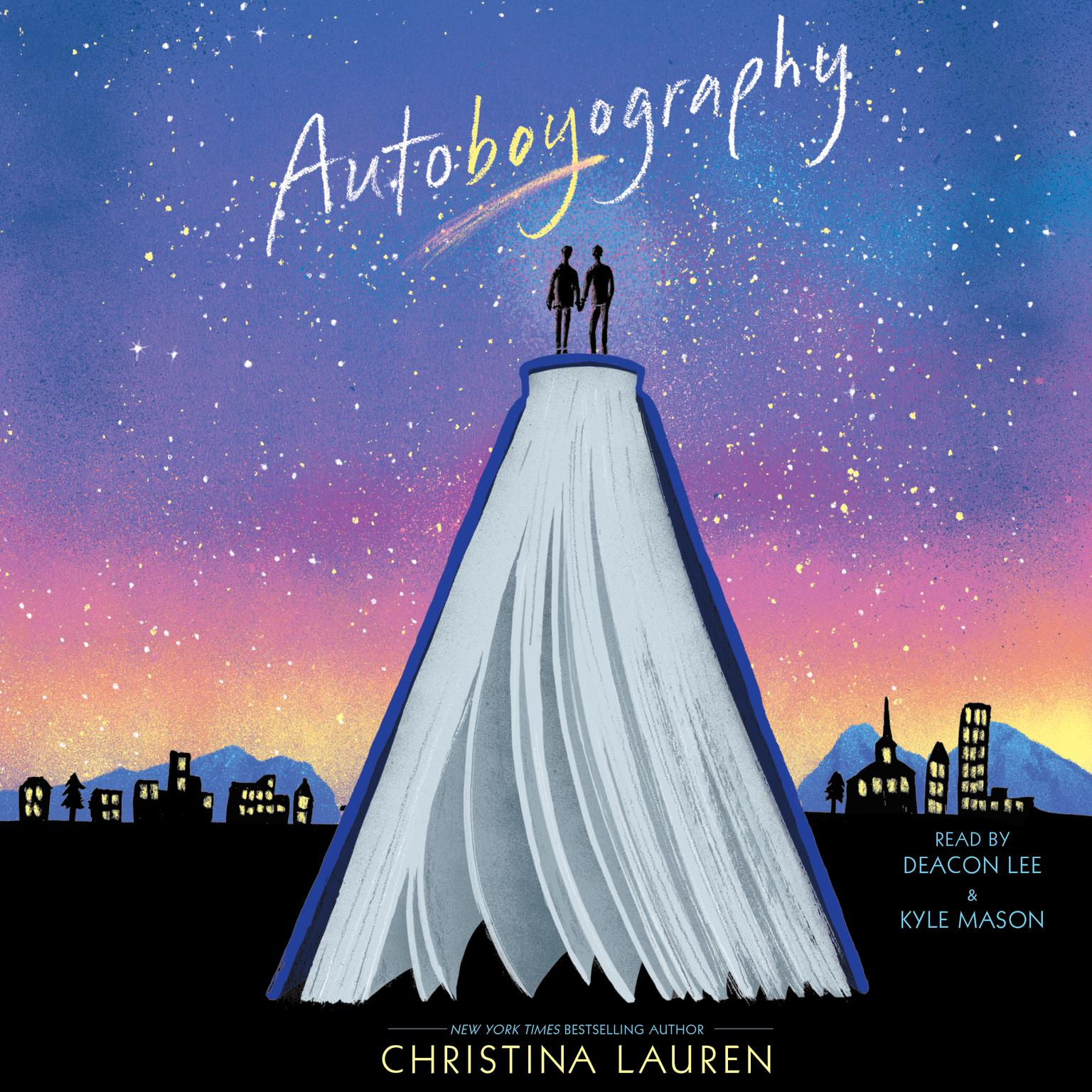 Printable Autoboyography Audiobook Cover Art