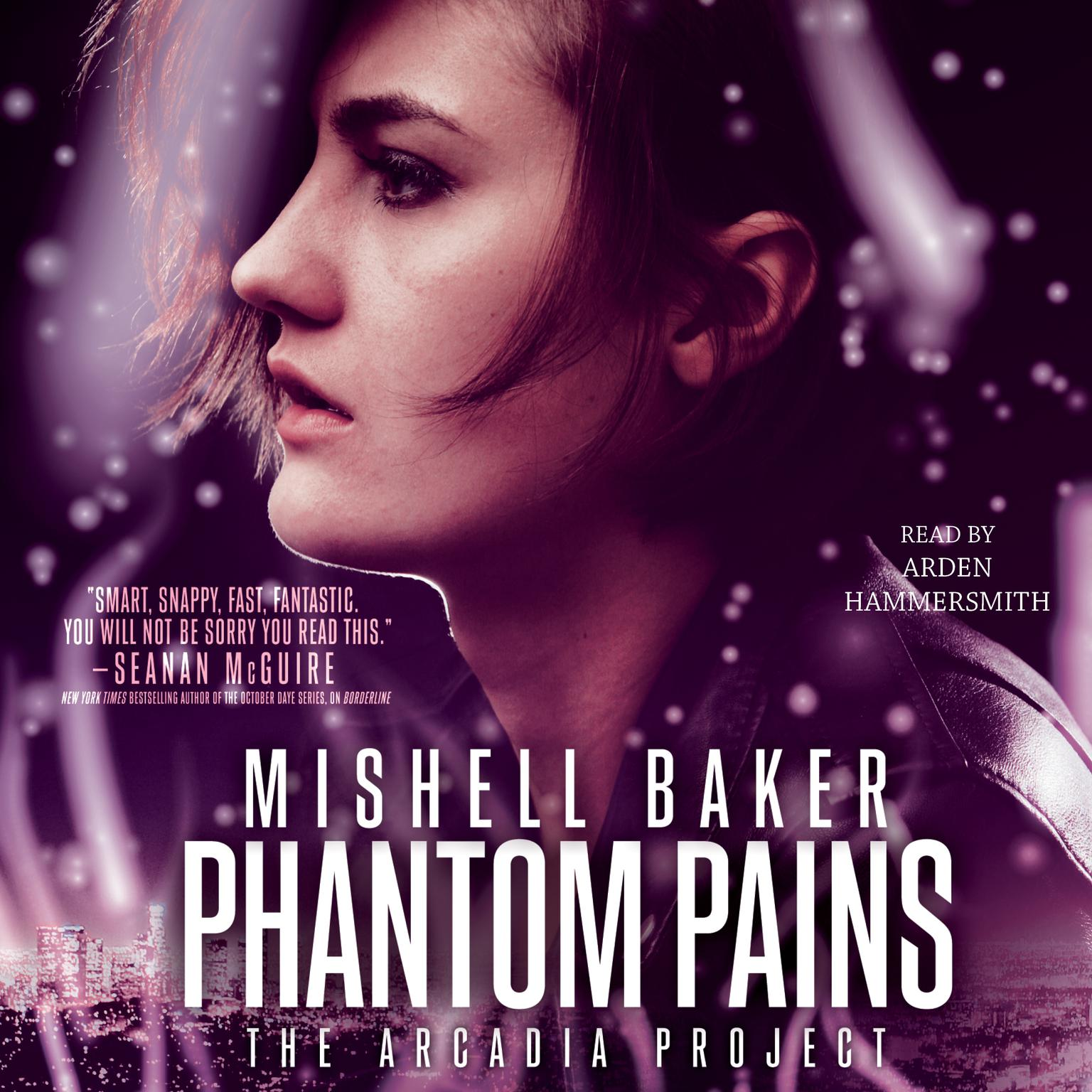 Printable Phantom Pains Audiobook Cover Art