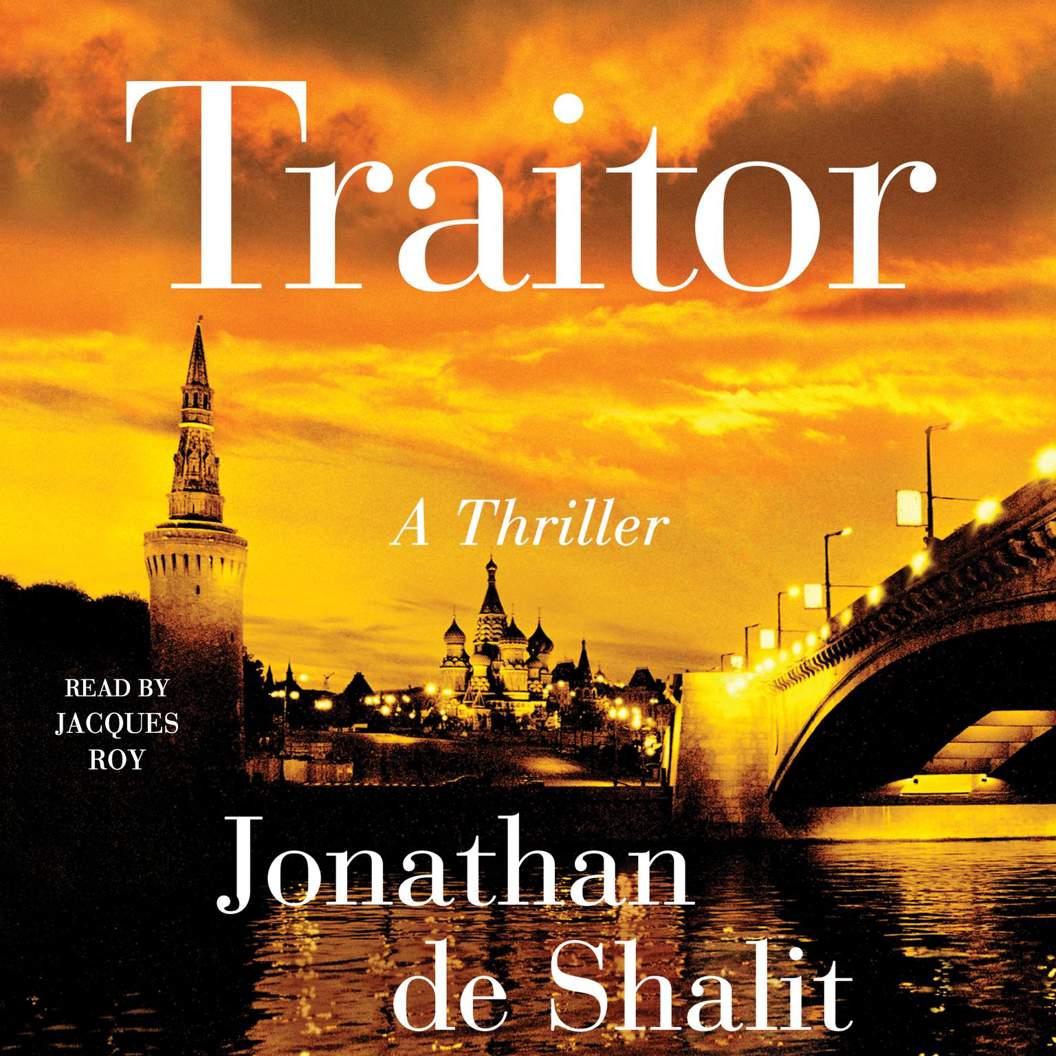 Printable Traitor: A Novel Audiobook Cover Art