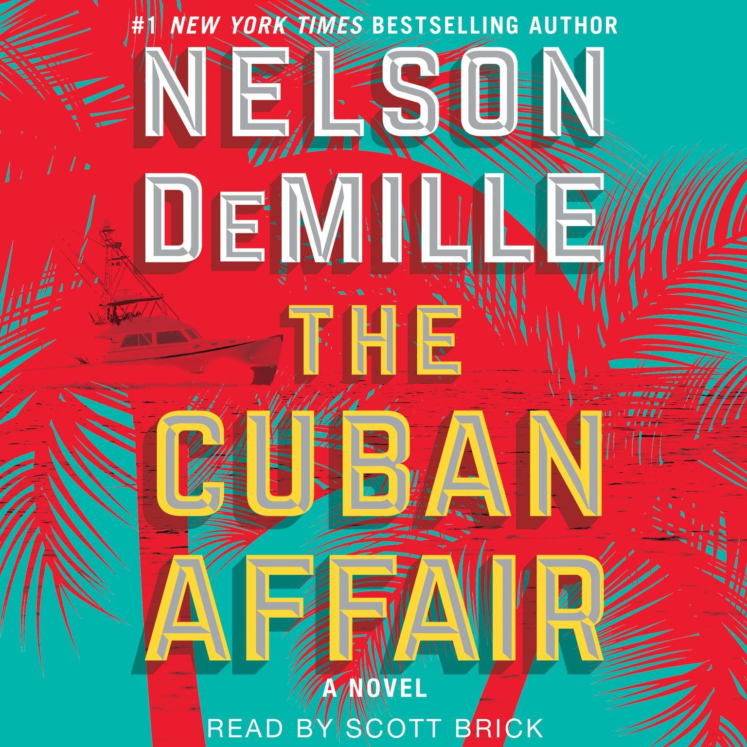 Printable The Cuban Affair Audiobook Cover Art