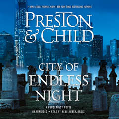 City of Endless Night Audiobook, by Douglas Preston, Lincoln Child