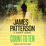 Count to Ten Audiobook, by James Patterson, Ashwin Sanghi
