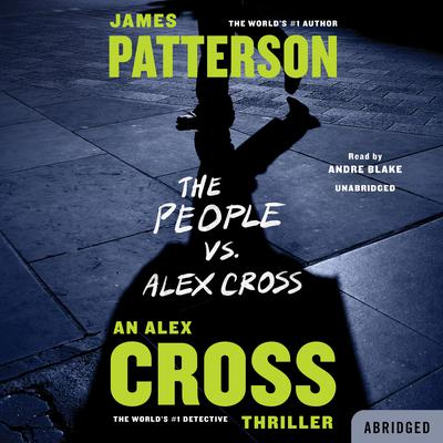 The People vs. Alex Cross Audiobook, by