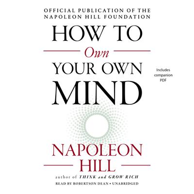 How to Own Your Own Mind Audiobook, by