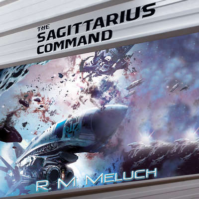 The Sagittarius Command Audiobook, by R. M. Meluch